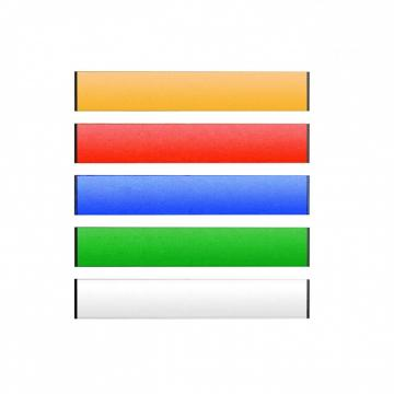New Listing6Pcs Universal Colorful RGB LED Car Rock Lights  RF Dual Remote Control 5050 72
