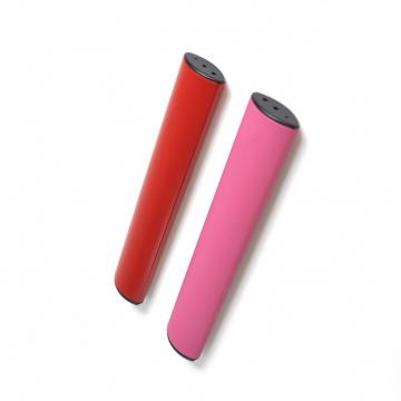 Metal Tip Disposable Mini Electronic Cigarette 0.5ml Stainless Steel Vapes