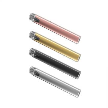 Vecinda Best Selling 0.5ml Ceramic Glass Tank Cbd Disposable Vape Pen
