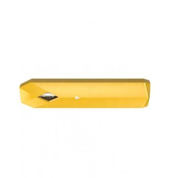 Wholesale Disposable Rechargeable 350mAh 510 Thread 0.5ml Ceramic Cartridge Disposable Cbd Vape Pen