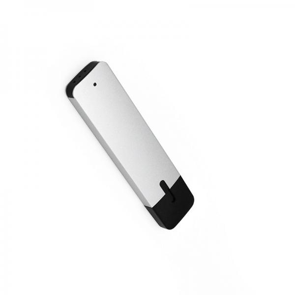 Wholesale black and white color pure Empty ceramic Welcome Customized disposable vap pen